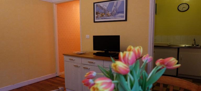 Salon appartement 4 personnes